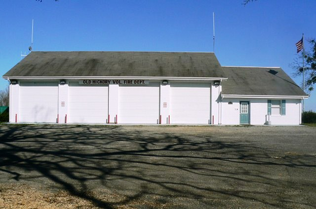 Old Hickory Volunteer Fire Department Station 5 building