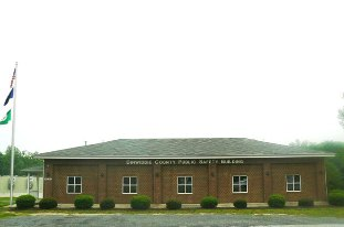 Dinwiddie County Fire and EMS Administration building