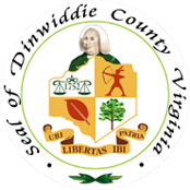 Seal of Dinwiddie County, Virgina