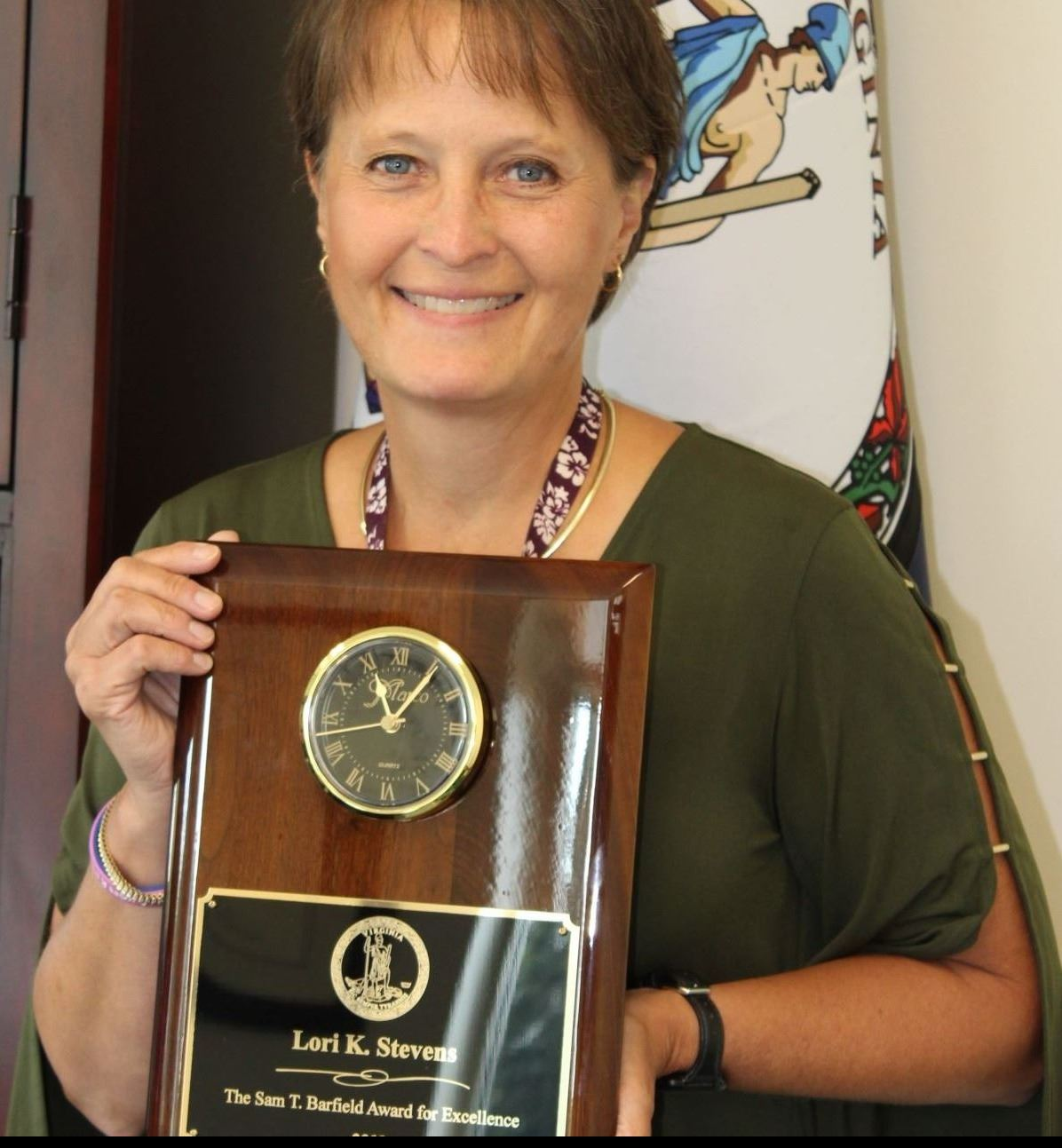 Lori Stevens - Barfield Award 2019