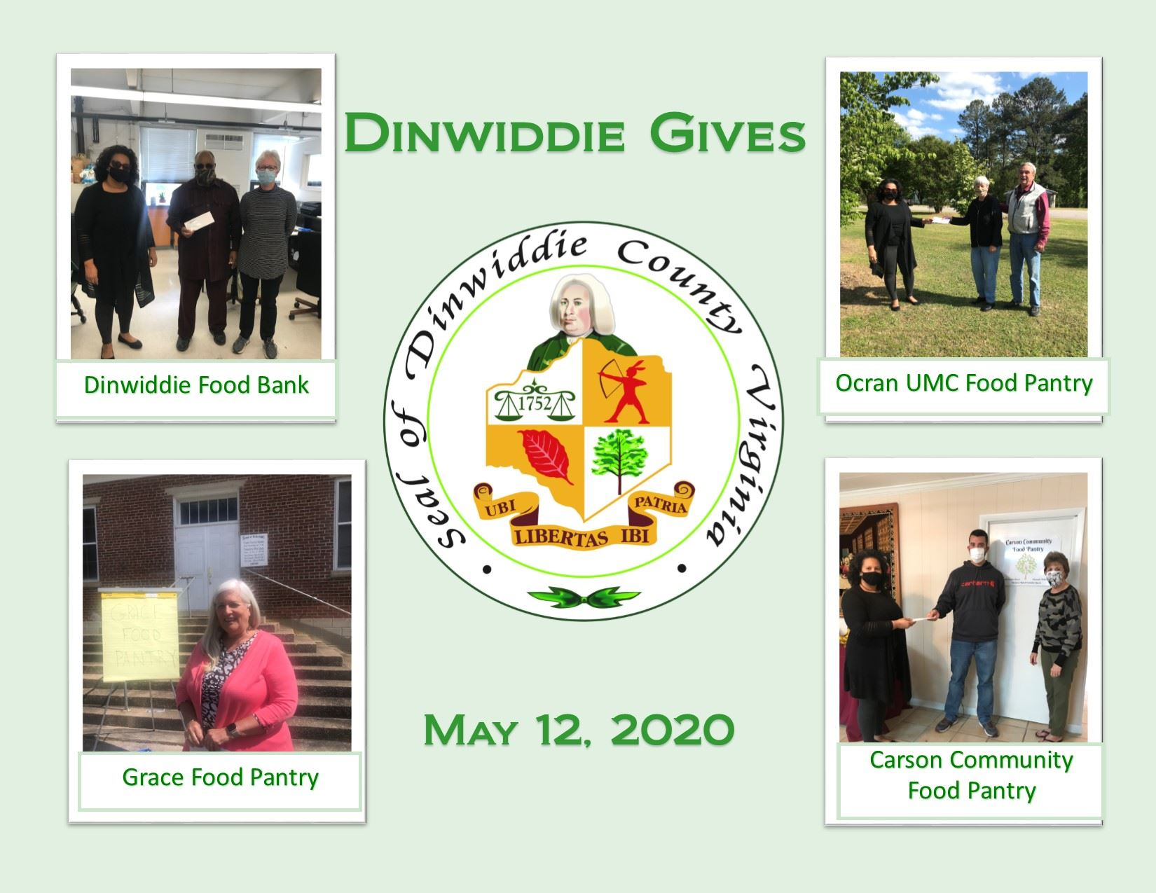 Dinwiddie Gives 5.12.20