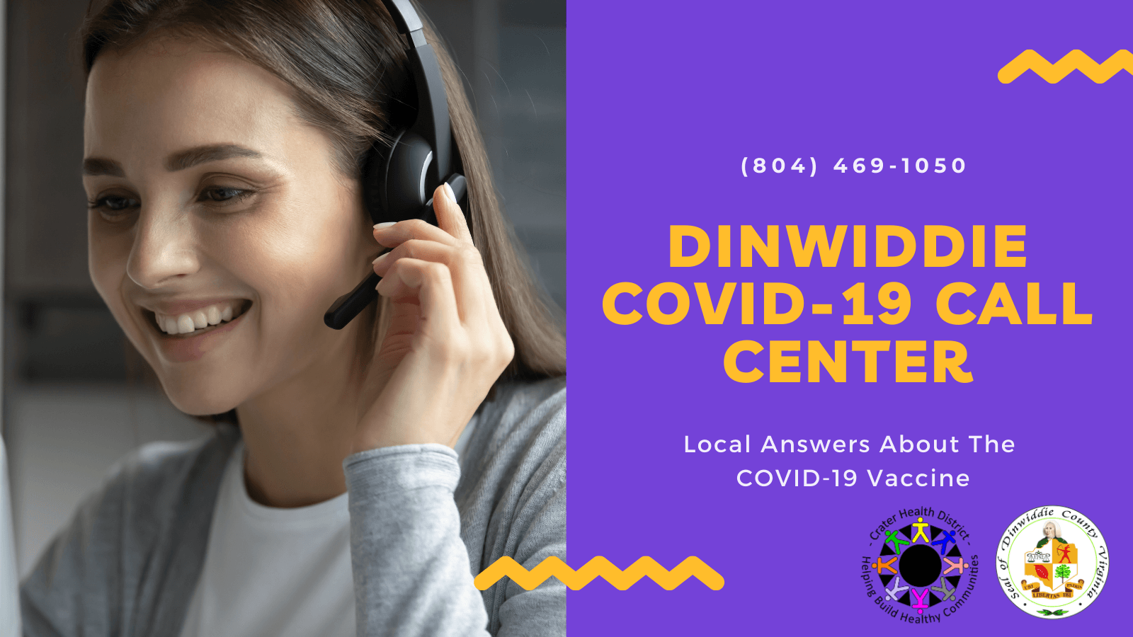 Call Center - Dinwiddie